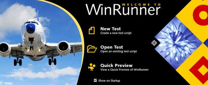 WinRunner (Invoking Flight Reservation)