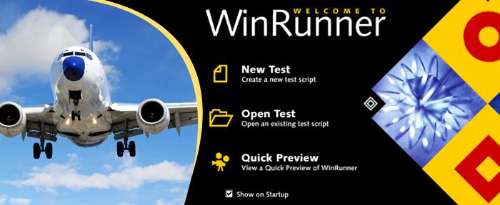 WinRunner (Invoking Flight Reservation)