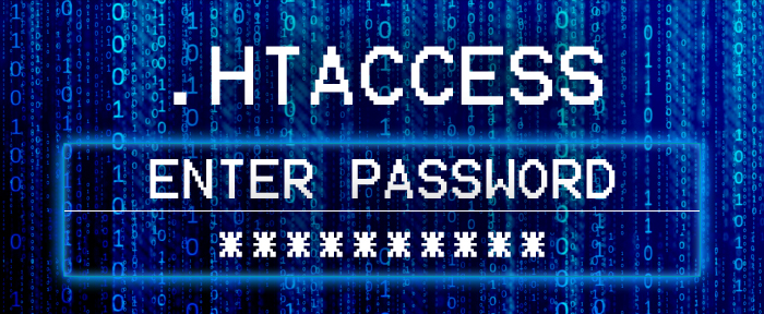 How to make your website password protected using .htaccess?