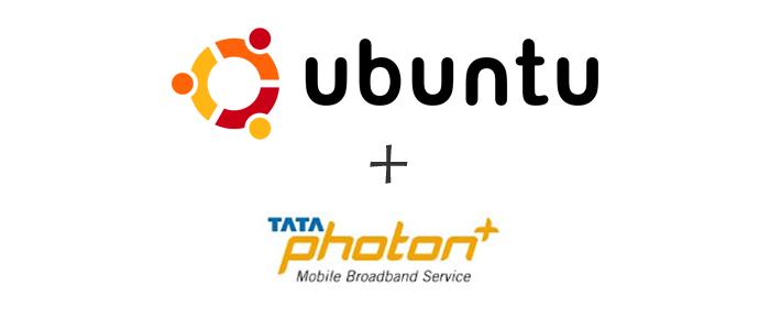 Using Internet data card like Tata photon on Ubuntu