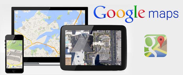 Google MAP JavaScript V3