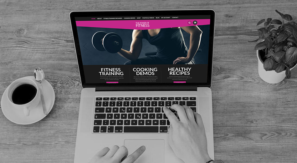 7 Of The Hottest Personal Trainer Web Design Trends 2018