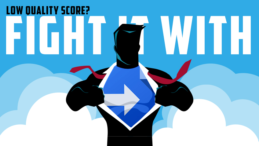 Low Quality Score – Fight It With Google Ads Script