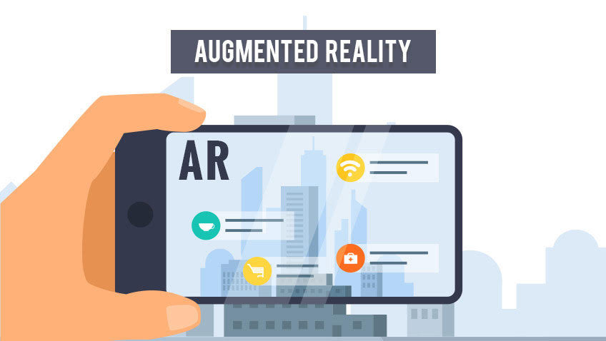 Augmented Reality – Technology That Closes The Gap Between Virtual & Real