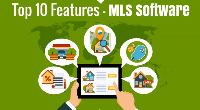 Multiple listing software features