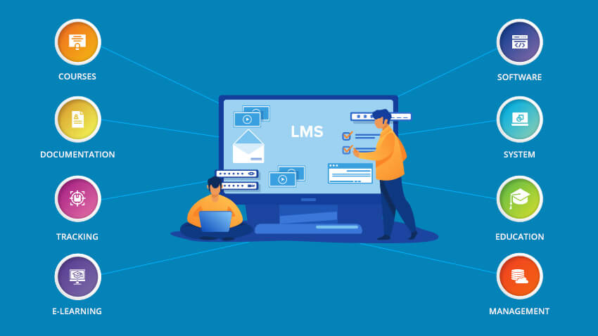 Features of an LMS software