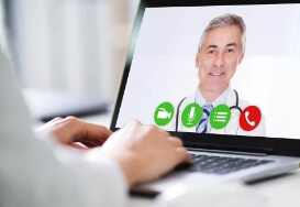 Surgeon Video Consultation