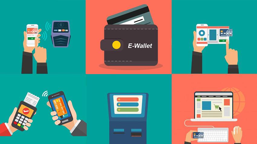 ewallet app design