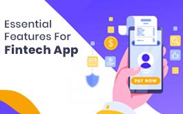 fintech app essential features