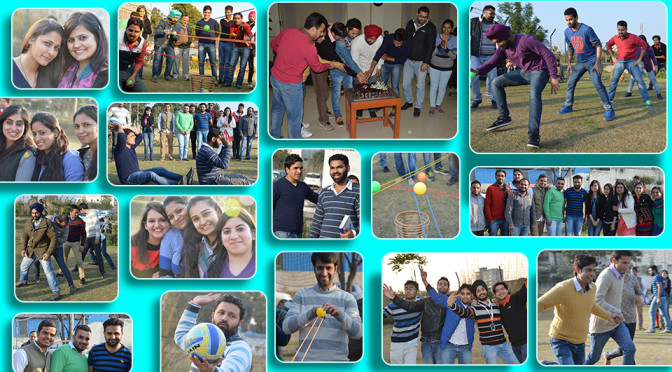 Monthly Meet: January 2015