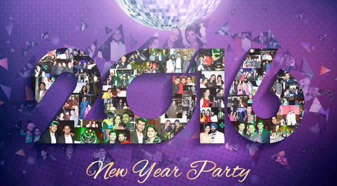 New Year Bash 2016
